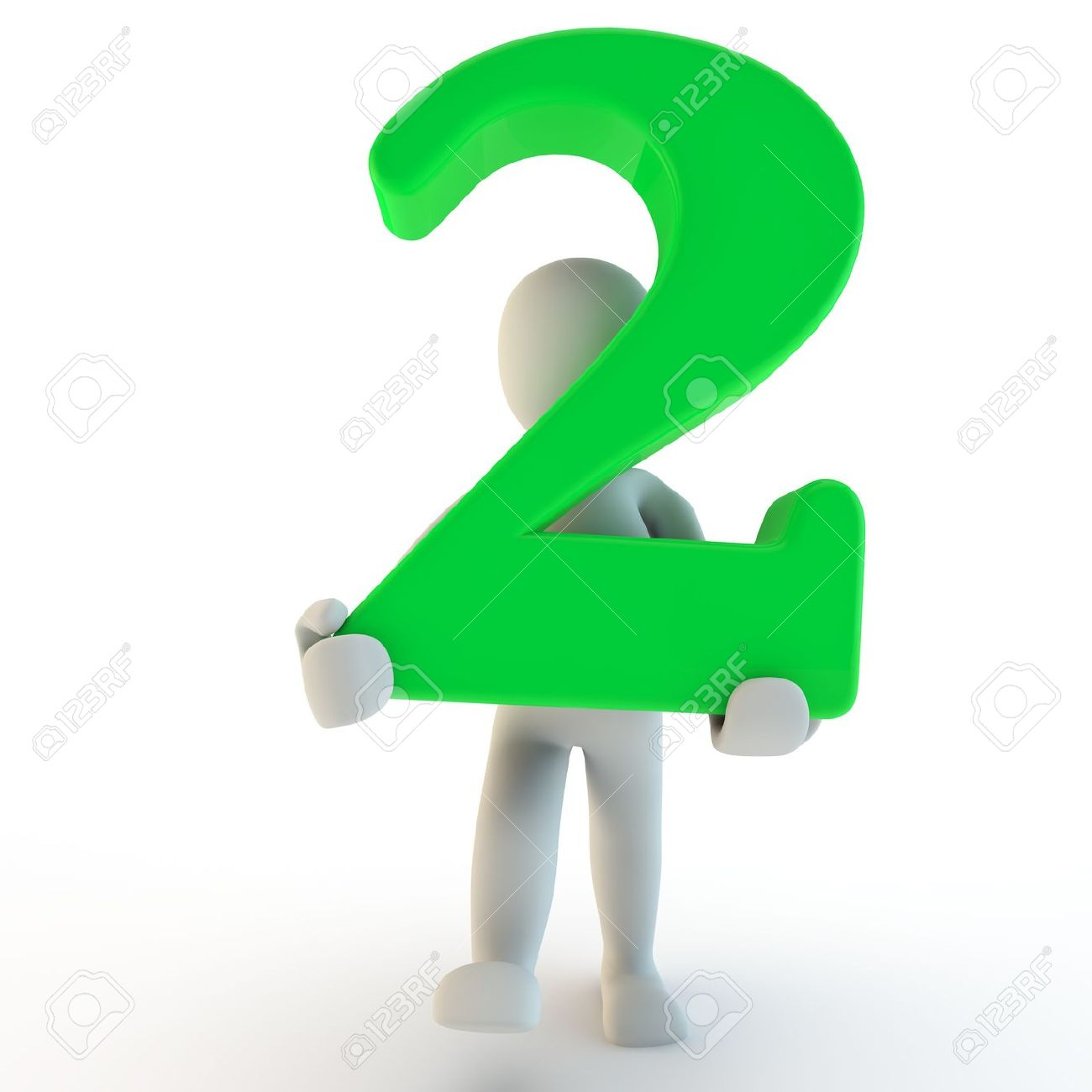 11578824-3d-human-charcter-holding-green-number-two-3d-render-isolated-on-white-stock-photo